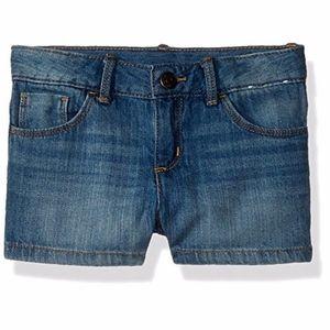 NWT Gymboree Shortie Girls Jean Shorts 2T 5T